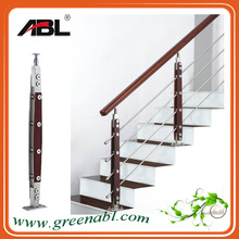 10 Years Quality Guarantee ABL plastic handrail capping
