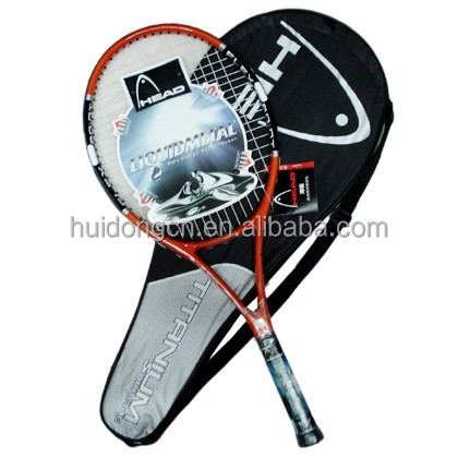 Professional carbon graphite 27 head tennis rackets racquet Custom wholesale design your own tennis racket