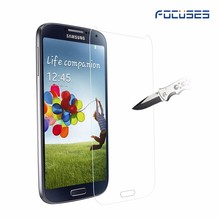 Made in China 0.33mm Anti fingerprint high clear 9H tempered glass screen protector for samsung galaxy S4 Lcd