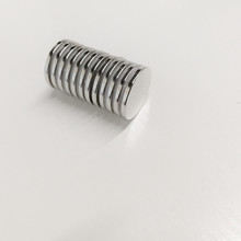 Hign Quliaty N52 Strong Disc/Round Neodymium Ndfeb Magnet