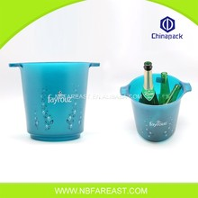 Wine cooler bucket belvedere vodka acrylic ice bucket cooler
