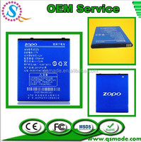 OEM High Quality Mobile Phone Battery ZP990 C7 990 BT97T AKKU For ZOPO BT97S Battery