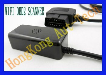 Auto scanner work for Iphone, IPAD,IPOD Wifi OBD2