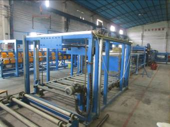 Sandwich Panel Producing