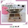 Eyebrow makeup 2 colors wax palette cosmetics