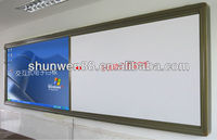 Cheap price board sliding interactive whiteboard
