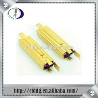 Custom Stamping Micro motor Metal Parts carbon brush holder from China