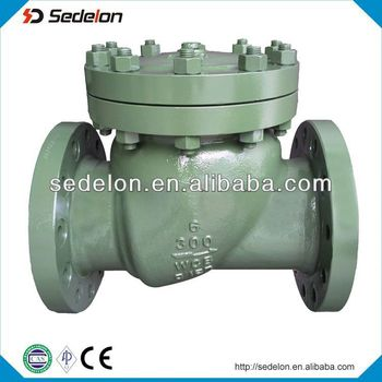 Widely Used Screwed Type Check Valves