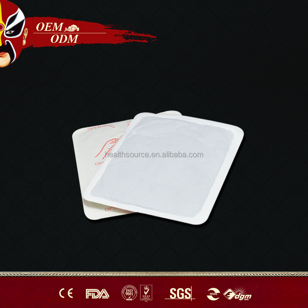 instant heat pack/keep warm patch/hot patch