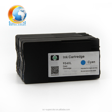 Supercolor New Arrive For HP 954 OfficeJet Pro 7740 8210 8710 8720 8730 Remanufactured Compatible Ink Cartridge With Chip&iInk