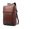 Latest stylish travel /school leather bagpack/backpack/rucksack for mid-school & college students