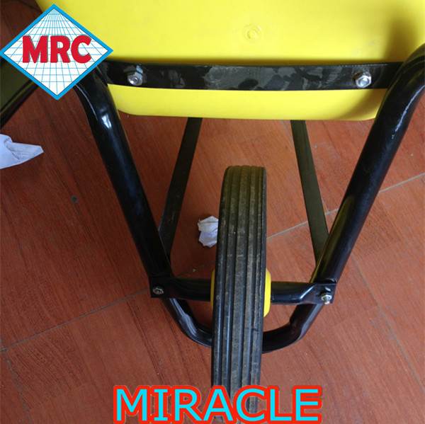 low price heavy duty Promotion Wheel Barrow Trolley Wb3800 For Construction