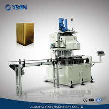 High quality automatic can seamer/sealer for canning chemical can