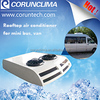 Rooftop air conditioner for minibus, ambulance van, mini van