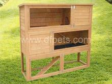Two Story Rabbit Cages Small Animal Pet houses DFR034