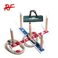 ring toss game /garden wooden ring toss game set