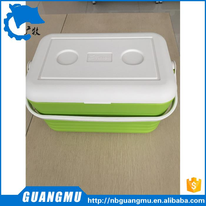 high cooling box insulated foil lining lunch bag small ice cooler box GM330