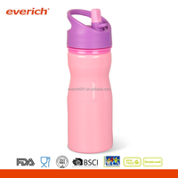 Kids water bottle stainless steel vacuum insulated bottle with straw lid
