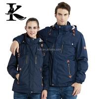 3 In 1 Waterproof Jacket Ski Winter Jacket For Men And Women