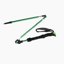 Wholesale Travel Adjustable Folding Single Foldable medical walking stick for old people
