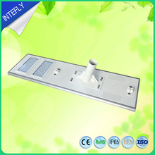 Integrated High Power Solar 100W Led Street Light With Mppt Controller