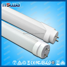led red x 8 tube with CE & FCC & RoHS certificate LED light LED tube light LED light tube