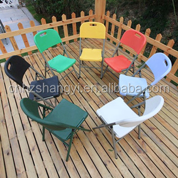 Easy-fold plastic Chair