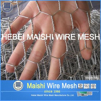 "3/4"" mesh galvanized/pvc coated trap wire"