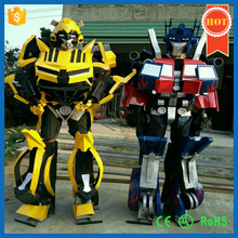 2016 Optimus Prime Bumblebee LED Robot Costume for Robot Show China Manufacturer Directory