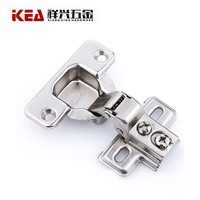 [BT405]35mm Cup Slide-on Short Arm Hinge of US Style two way Cabinet Hinge