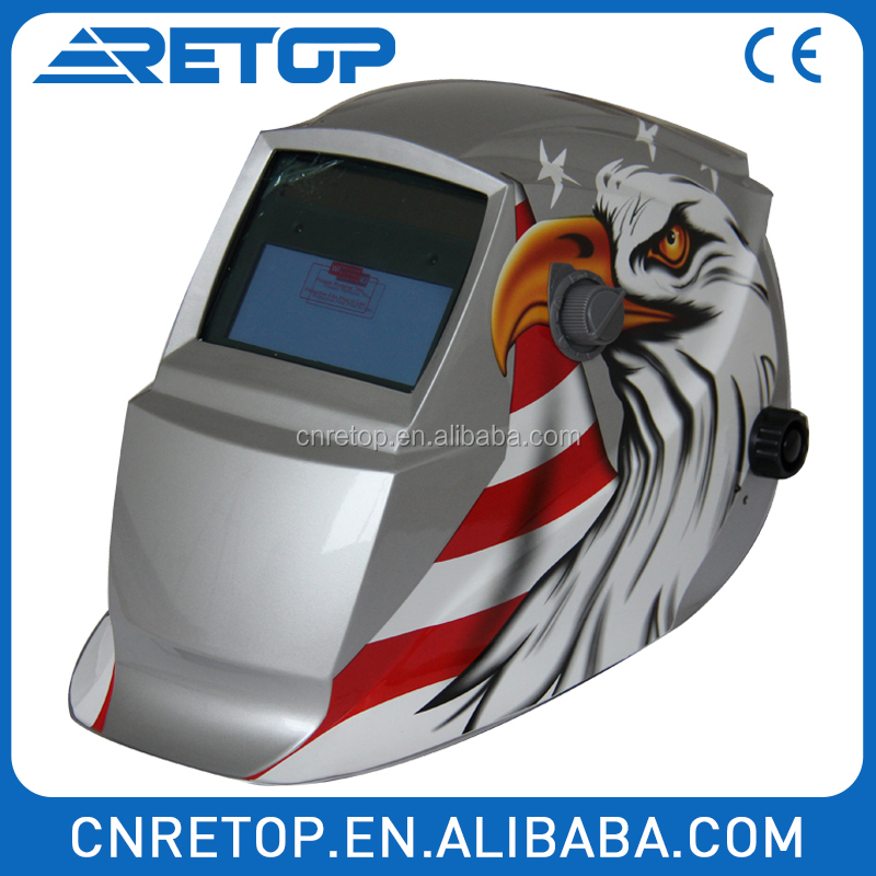 LYG-8623W cheap custom welding helmet
