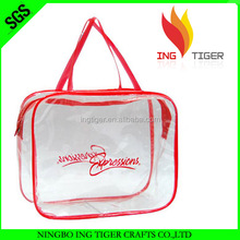 2016 Hot Sales For Promotion Imprint Customized Logo Eco Friendly Fashion Handbags jafra travel tote bag cosmetic purse