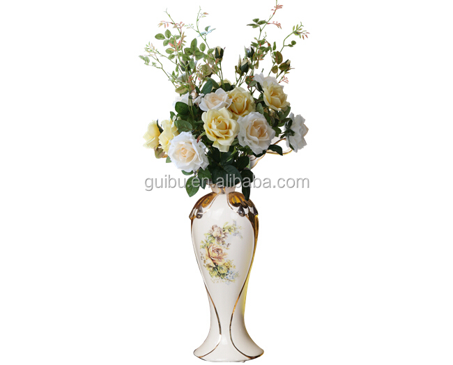 Houseware 2015 Wedding Decoratons Ceramic Floor Vase