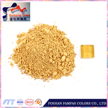 Factory wholesale cadmium yellow pigment 35 China manufacturer