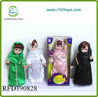Beautiful intelligent baby dialogue doll walking doll