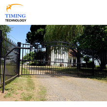 Profession large driveway fences and gates manufacturer