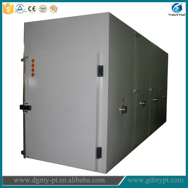 Drying oven equipment hot air furnace drying chamber for wood