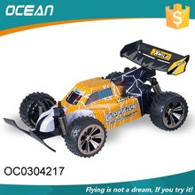 cute classical plastic toys pull back 1:18 cross country rc toy car for wholesale