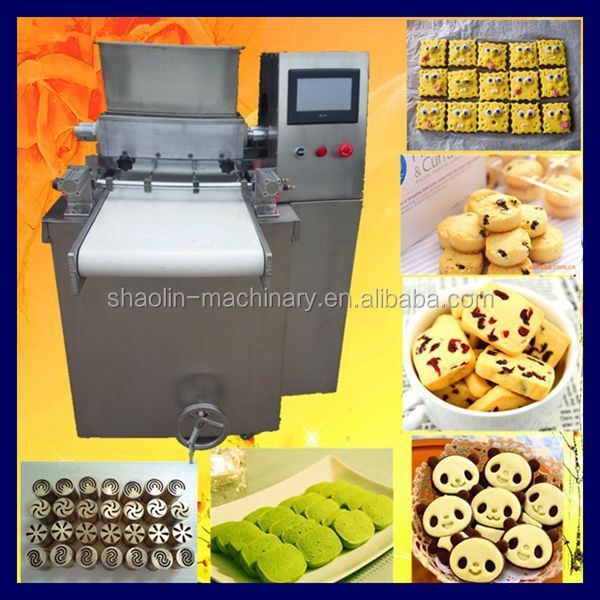 rotary moulder cookie machine