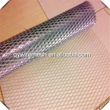 stainless steel small hole expanded metal mesh used for air filter manufacturer