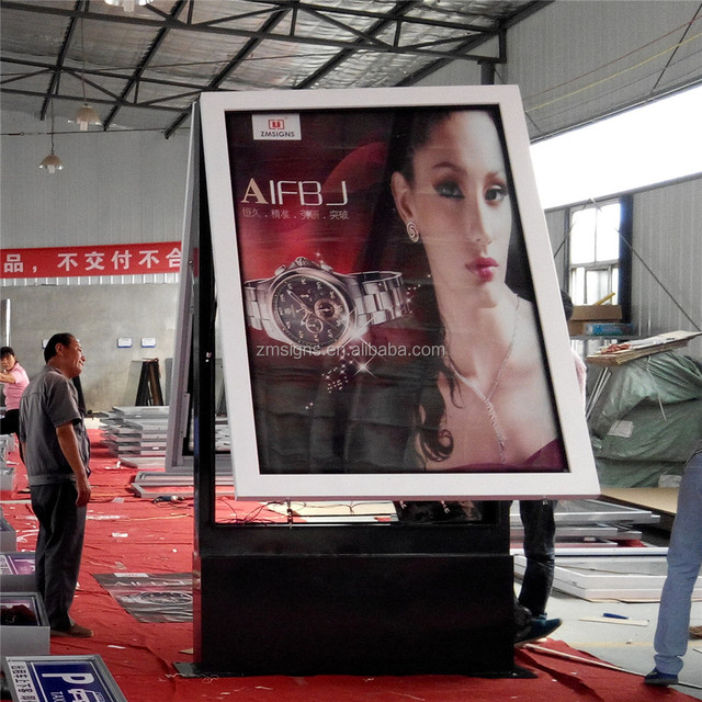 46 inch HD LED advertising machine comes with WiFi hotspot sharing