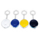 Good Quality Push Button Retractable Tape Measure Soft Ruler for Sewing Body Measurement (Portable & Colorful)