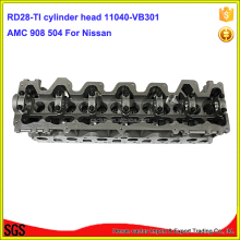 Engine parts Patrol GR 2826cc 2.8TD Y61 RD28TI RD28 Cylinder Head