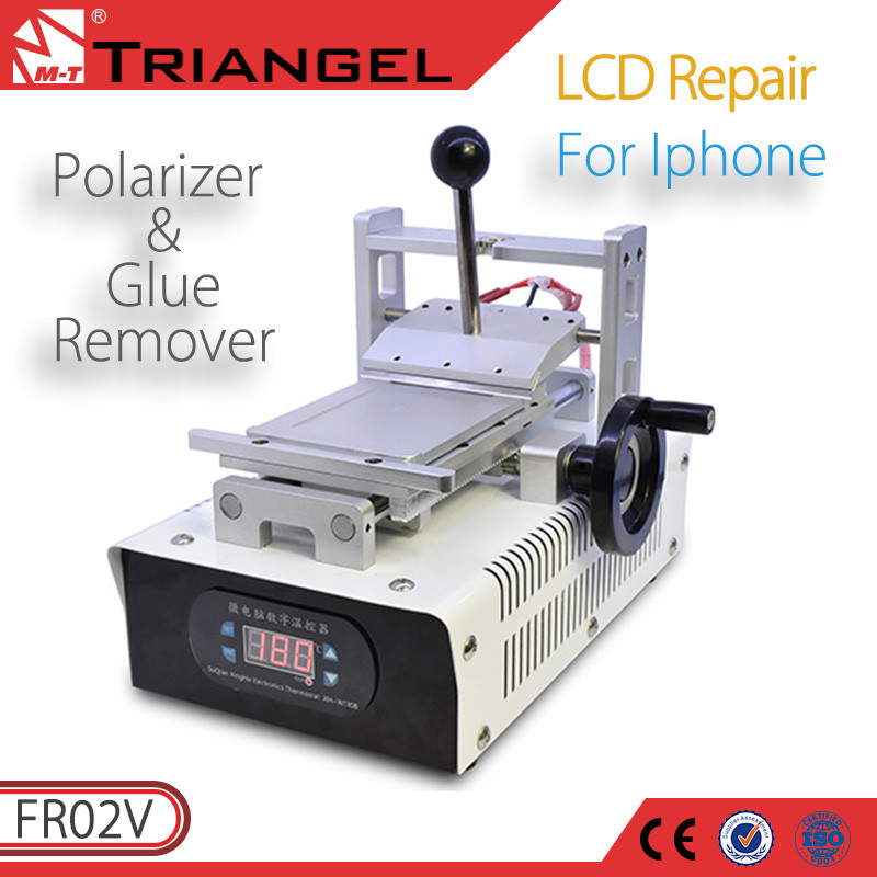 Hot New M-Triangel Hand-rock OCA/LOCA Glue & Polarizer Remover, Fast LCD Repair Equipment for Mobile Phone Screen Refurbishment
