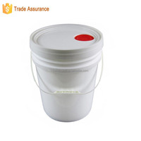 5 Gallon plastic pail with or without spout