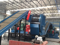2016 Latest Professional Tire recycling machine