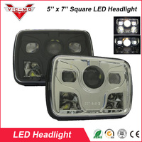 "5"" X 7"" 5x7 Square Led Headlight Led Headlamp Truck Headlamp"