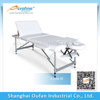 Acrofine cheap massage table Aluminum massage table for home and commercial with high quality