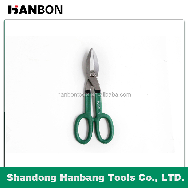 Professional Amirican type tin snips of tin scissors with high quality