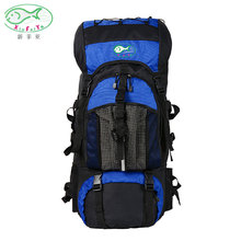 Large capacity hiking low price bag cum backpack